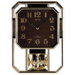 RELOJ PARED RHYTHM   4MH614NR02