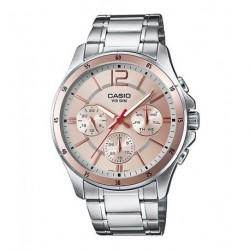 Reloj Multifuncion CASIO MTP-1374D-9A