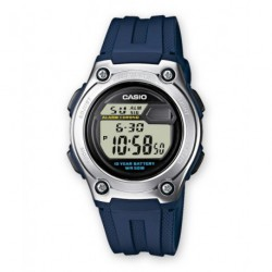 Reloj digital niños CASIO W-211-2A