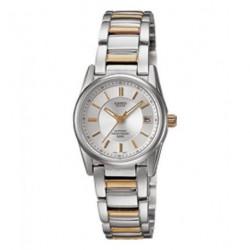Reloj analógico mujer CASIO BEL-111SG-7A
