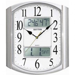 RELOJ PARED RHYTHM   CFG708NR19