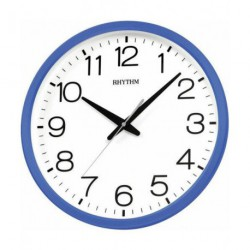 RELOJ PARED RHYTHM   CMG494NR04