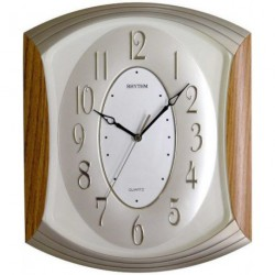 RELOJ PARED RHYTHM   CMG856NR06