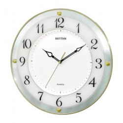 RELOJ PARED RHYTHM   CMG876NR18