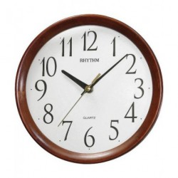 RELOJ PARED RHYTHM   CMG964NR06