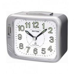 Despertador Silencioso RHYTHM CRA829NR19