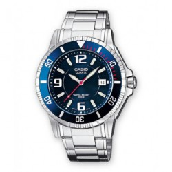 Reloj analógico Cab. CASIO MTD-1053D-2A