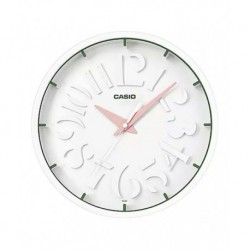 Reloj Pared Analógico CASIO IQ-64-4D