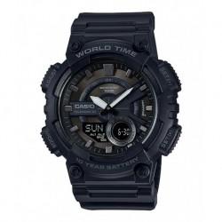 Reloj Anadigi hombre CASIO AEQ-110W-1B