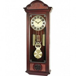 Reloj Pared Musical RHYTHM CMJ446CR06