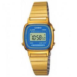 Reloj Retro Mujer CASIO LA-670WG-2D