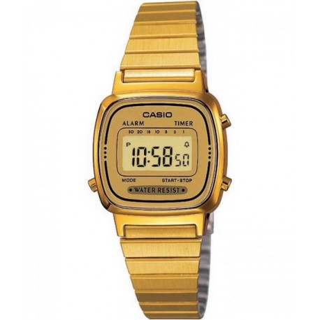 Reloj Retro Mujer CASIOLA670WEGA-9EF