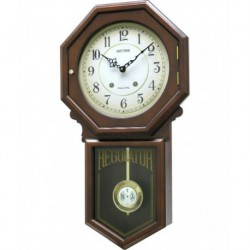 Reloj Pared Musical RHYTHM CMJ377NR06