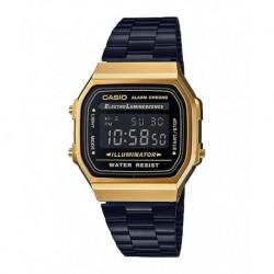 Reloj Retro CASIO A168WEGB-1BEF