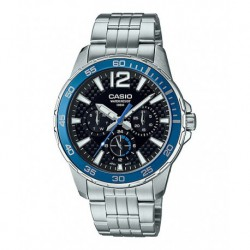 Reloj Multifuncion CASIO MTD-330D-1A2