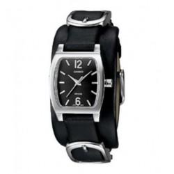 Reloj analógico mujer CASIO LTF-105L-1A