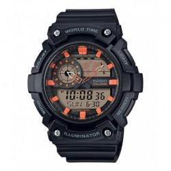 Reloj Anadigi hombre CASIO AEQ-200W-1A2