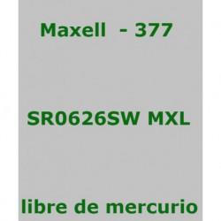 PILA MAXELL       SR0626SW