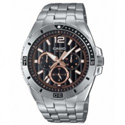 Reloj Multifuncion CASIO MTD-1060D-1A3