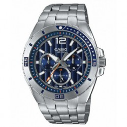 Reloj Multifuncion CASIO MTD-1060D-2A