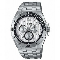 Reloj Multifuncion CASIO MTD-1060D-7A2