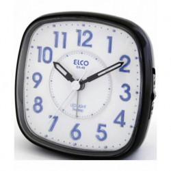 Despertador Silencioso ELCO EA48-NEGRO