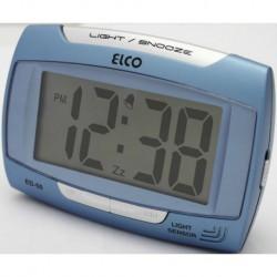 Despertador digital ELCO ED50-AZUL
