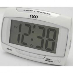 Despertador digital ELCO ED50-BLANCO