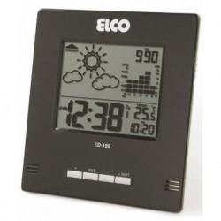 Despertador digital ELCO ED100-NEGRO