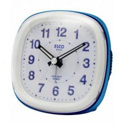 Despertador Silencioso ELCO EA35-AZUL