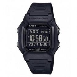 Reloj digital hombre CASIO W-800H-1BVES