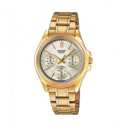 Reloj Multifuncion CASIO LTP-2088G-9A